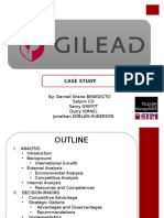 International Business - Gilead Presentation