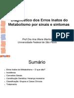 Aula Curso Introdutorio - Professora Doutora Ana Maria Martins