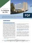 Bulletin du TSL- Avril 2015