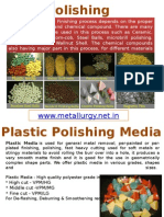 Ceramic Polishing Media