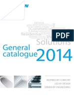 DAIKIN General Catalogue 2014