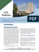 STL Bulletin- April 2015