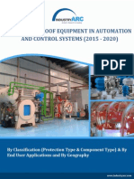 Explosion Proof Automation & Control Systems Market Worth $1.1 Billion By 2020