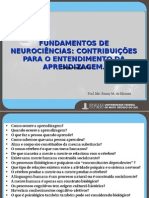 Fundamentos de Neurociencias