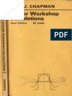 Chapman - Senior Workshop Calculations
