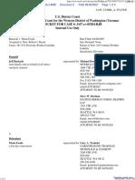 RUSIECKI et al v. MENU FOODS - Document No. 2