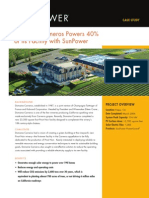Domaine Carneros Powers 40% of its Facility with SunPower