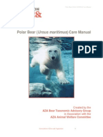 Polar Bear Care Manual