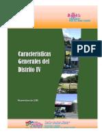 Características D IV y D v Managua