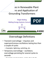 Overvoltage Definitions