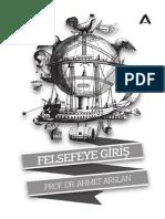 Felsefeye Giris OS