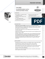 Camden CM-30EE-LED Data Sheet