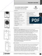 Camden CM-4000-3 Data Sheet