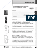 Camden CM-9600 Data Sheet