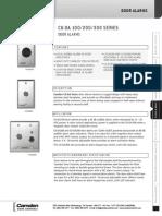 Camden CX-DA100 Data Sheet