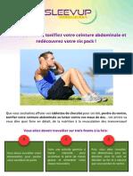 Sleevup - Corps et Ame - Perdez du ventre, tonifiez votre ceinture abdominale et redécouvrez votre six pack.pdf