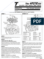 SUPERIOR 4F27E Instructions