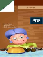 Folheto Diabetes