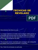 TECNICAS DE REVELADO