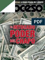 proceso mx 26 07 2015 (1) El intocado Poder del Chapo
