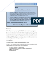 edps 684 furthering activity contract (melissa martin)
