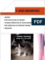 Money and Banking 2011