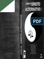 Lições de Direito Alternativo v. 1, 1992, org. Edmundo Lima de Arruda Jr.