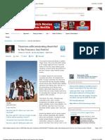 Tinariwen Adds Intoxicating Desert Feel to San