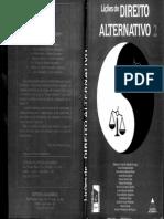 Lições de Direito Alternativo v. 2, 1992, org. Edmundo Lima de Arruda Jr