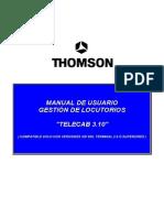 Manual TELECAB