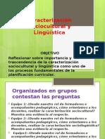 Caracterización Sociocultural