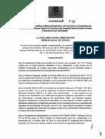 Acuerdo 012 de 2015 Manual de Funciones y Competencias