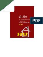 Guia Ayudas Sociales Familias 2015