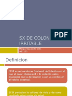 18 Sx de Colon Irritable