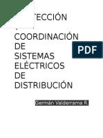 Protección y Coordinación de Sistemas Eléctricos de Distribución CURSO VALDERRAMA