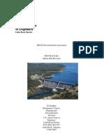 Bull Shoals Master Plan and Draft Environmental Assessment