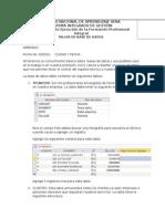 Taller Base de Datos ACCESS 2010b