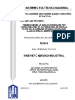 Tesina Proyecto de Remediación de Un Sitio Contaminado (1)