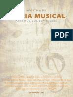 Apostila de Teoria Musical Para Músicos Espirituais - CCB
