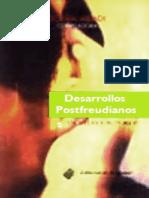 Abadi, S. Desarrollos Postfreudianos. Escuelas y Autores