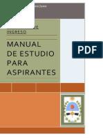 Poder Judicial de San Juan - Manual de Estudio 2015