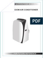 User Manual Portable AC
