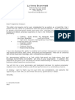 Jobswire.com Resume of luannebrummett
