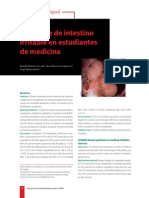 SINDROME DE INTESTINO IRRITABLE DE LA FACMED