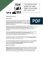 Guía Didactica Del Rock2015