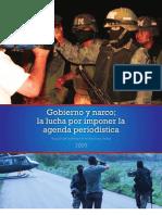 Gobierno y Narco; La Lucha Por Imponer