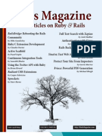 Rails Magazine - Issue #5