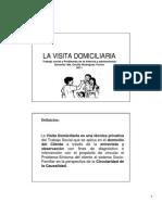 Visita Domiliciaria en t.s