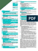 Criterios de Admisión a Ucip Resumen