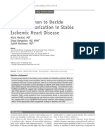 Current Treatment Options in Cardiovascular Medicine Volume 15 Issue 1 2013 [Doi 10.1007_s11936-012-0214-5] Mecklai, Alicia; Bangalore, Sripal; Hochman, J